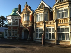 Bletchley Park, England 2014