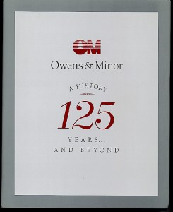 Owens & Minor book