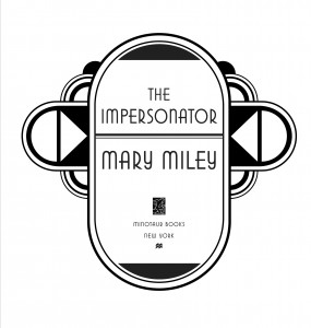 Impersonator Title Page