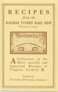 Recipes from RTB cover