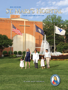 St. Mary's Cover